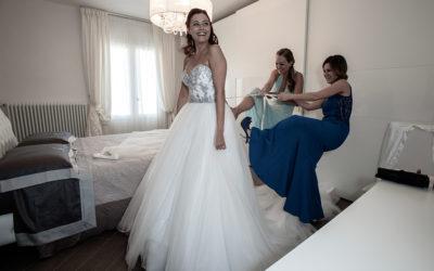 Matrimonio Alberto e Vanessa a Lamporecchio