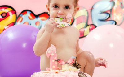 Lo Smash Cake di Aurora