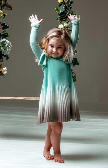 bambina che balla