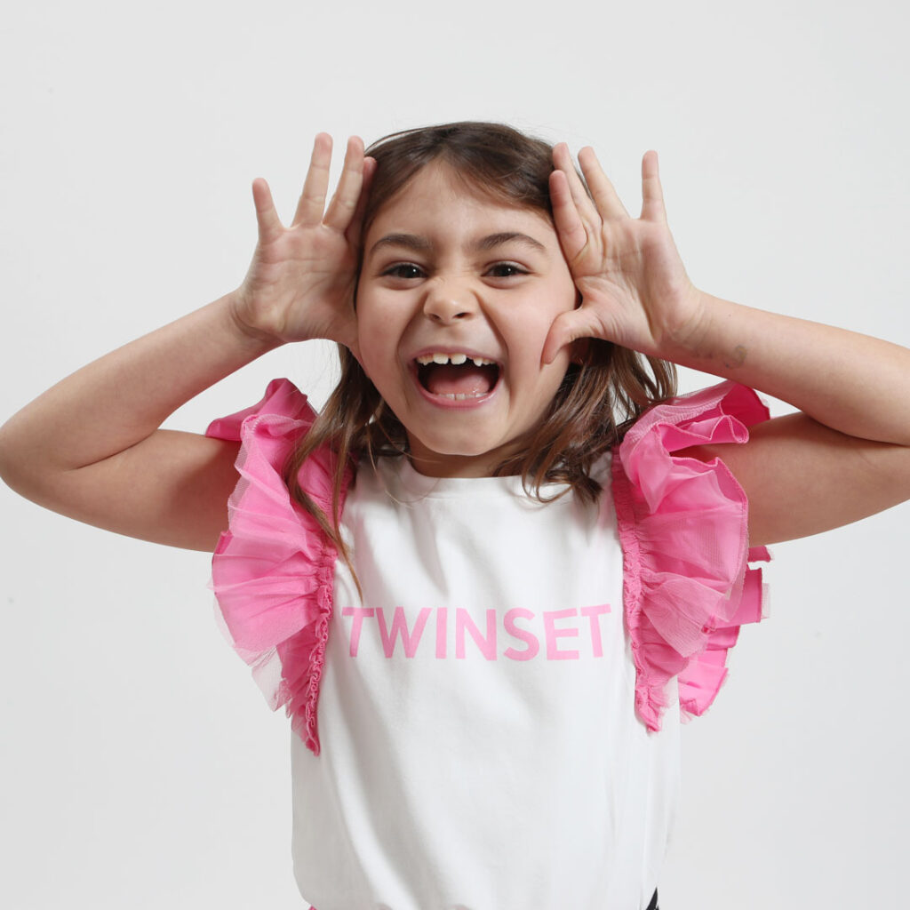 shooting fotografico casting moda bambini