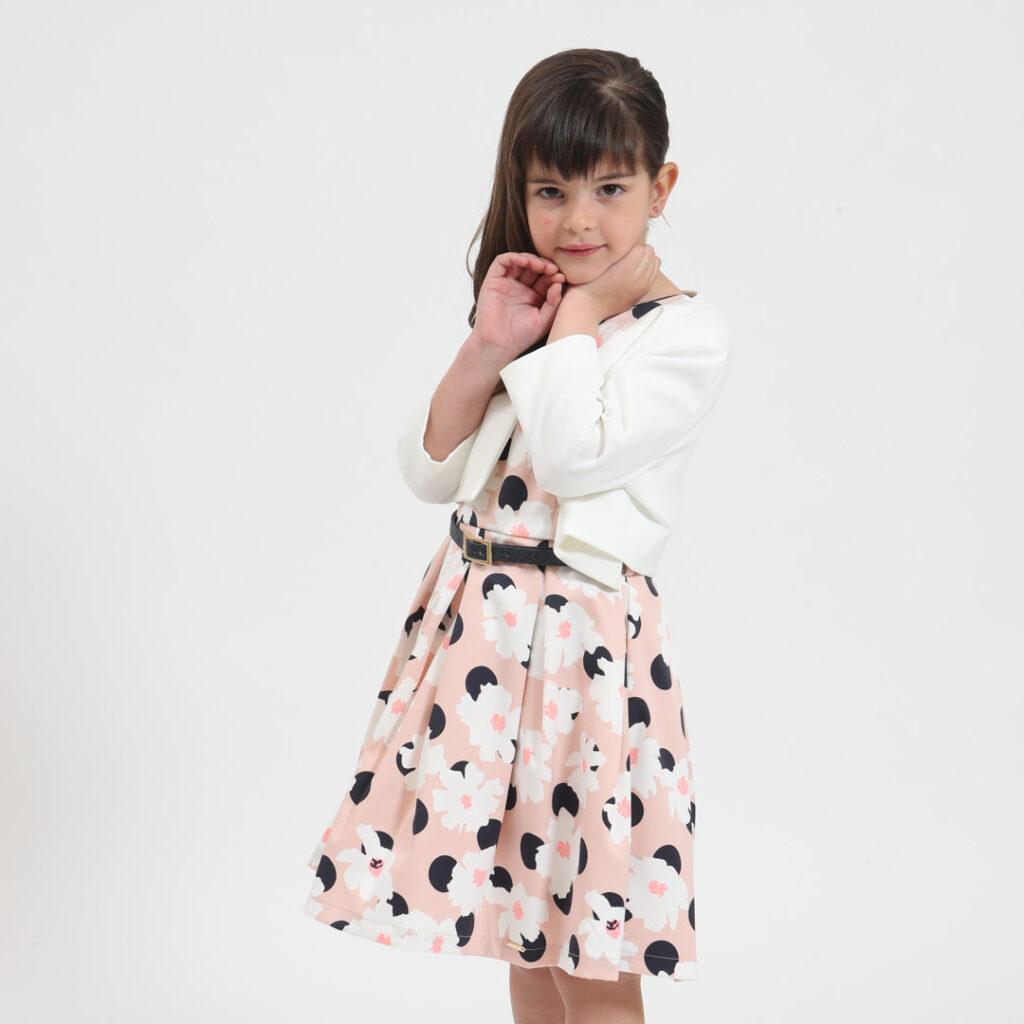 bambina modella