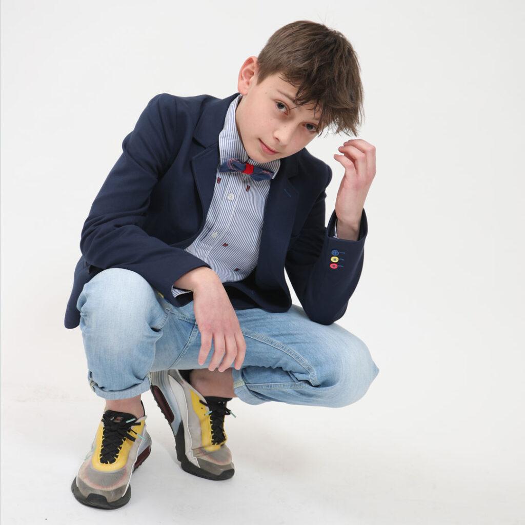 shooting moda bambini