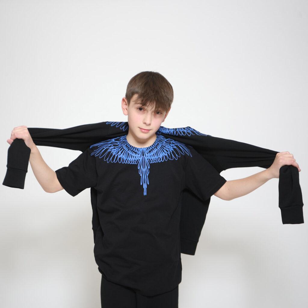 casting moda bambino