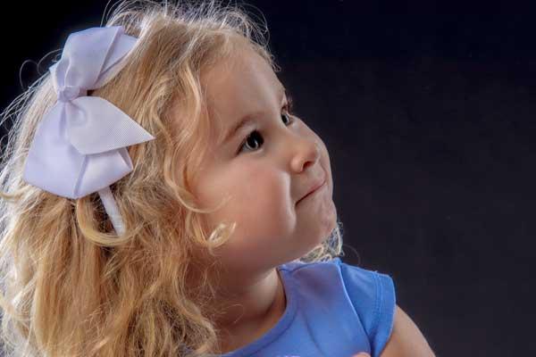 fotografia di bambina