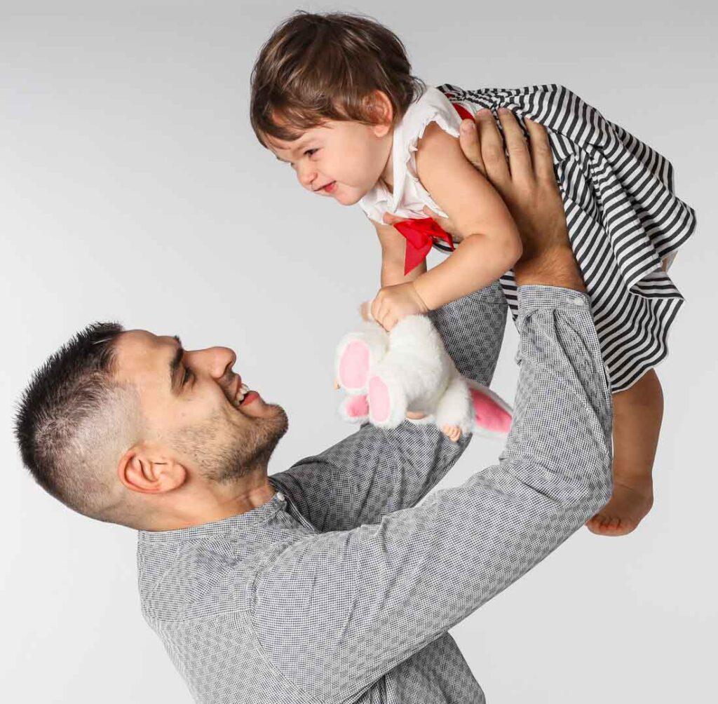 nadia e il suo babbo